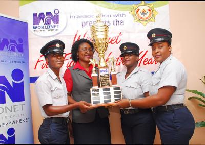 Worldnet Firefighter of the year 2015 awardees