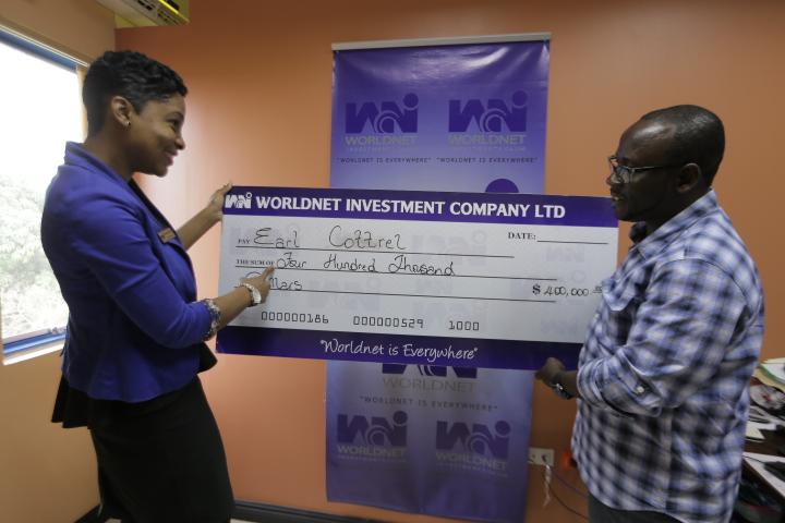 Worldnet Money Christmas Promotion Winners 2015