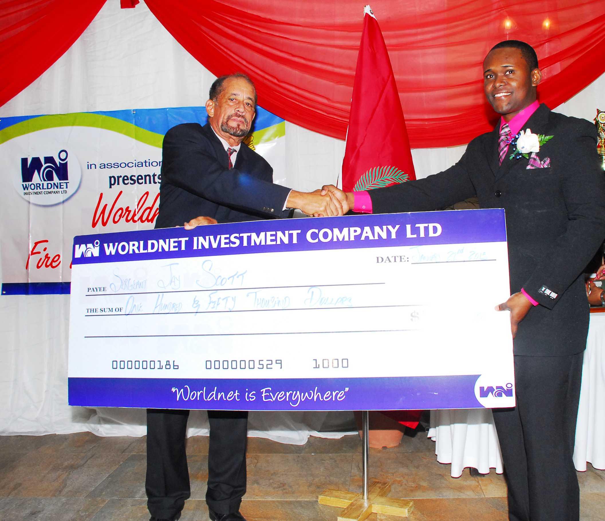 WorldNet Investment seminar